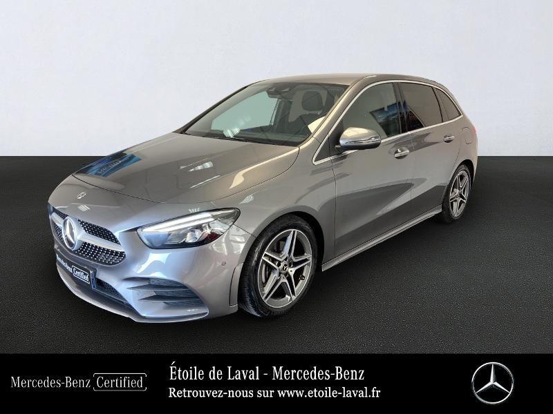 Mercedes-Benz Classe B 180d 116ch AMG Line Edition 7G-DCT Diesel GRIS MONTAGNE Occasion à vendre