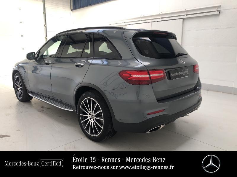 Photo 4 de l'offre de MERCEDES-BENZ GLC 350 e 211+116ch Fascination 4Matic 7G-Tronic plus à 48890€ chez Etoile 35 - Mercedes-Benz Rennes