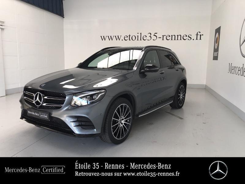 Photo 1 de l'offre de MERCEDES-BENZ GLC 350 e 211+116ch Fascination 4Matic 7G-Tronic plus à 48890€ chez Etoile 35 - Mercedes-Benz Rennes