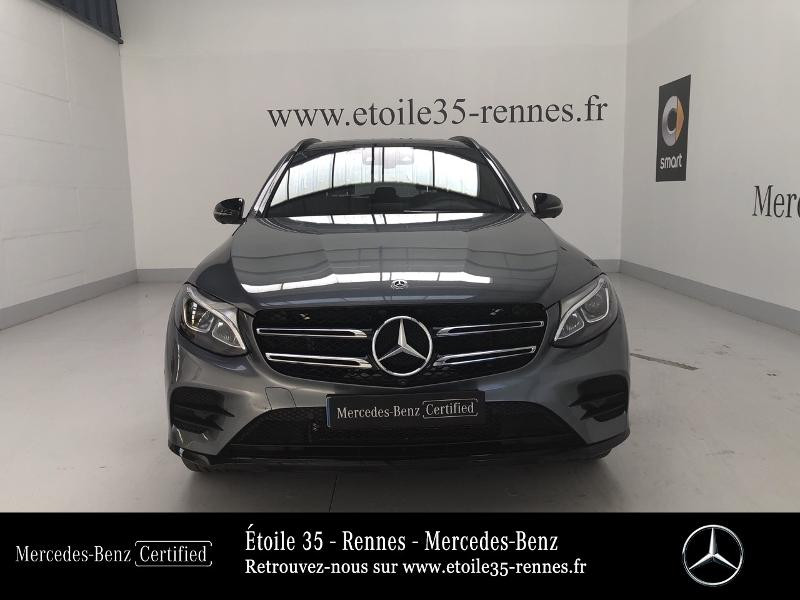 Photo 2 de l'offre de MERCEDES-BENZ GLC 350 e 211+116ch Fascination 4Matic 7G-Tronic plus à 48890€ chez Etoile 35 - Mercedes-Benz Rennes