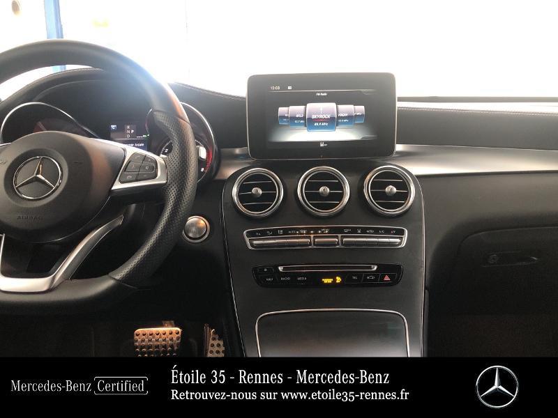 Photo 12 de l'offre de MERCEDES-BENZ GLC 350 e 211+116ch Fascination 4Matic 7G-Tronic plus à 48890€ chez Etoile 35 - Mercedes-Benz Rennes
