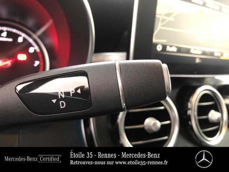 Photo 16 de l'offre de MERCEDES-BENZ GLC 350 e 211+116ch Fascination 4Matic 7G-Tronic plus à 48890€ chez Etoile 35 - Mercedes-Benz Rennes