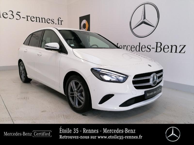 Photo 1 de l'offre de MERCEDES-BENZ Classe B 180d 116ch Style Line Edition 7G-DCT à 27890€ chez Etoile 35 - Mercedes-Benz Rennes