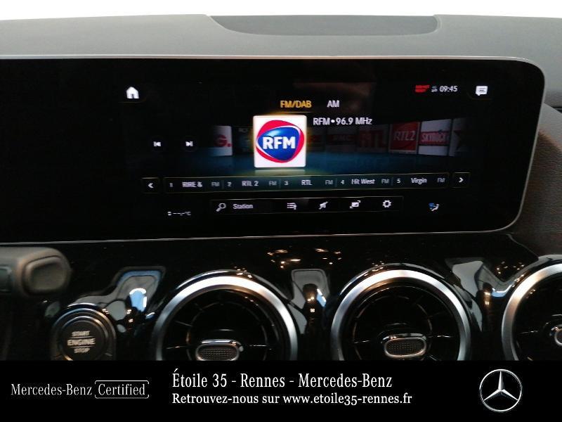 Photo 8 de l'offre de MERCEDES-BENZ Classe B 180d 116ch Style Line Edition 7G-DCT à 27890€ chez Etoile 35 - Mercedes-Benz Rennes