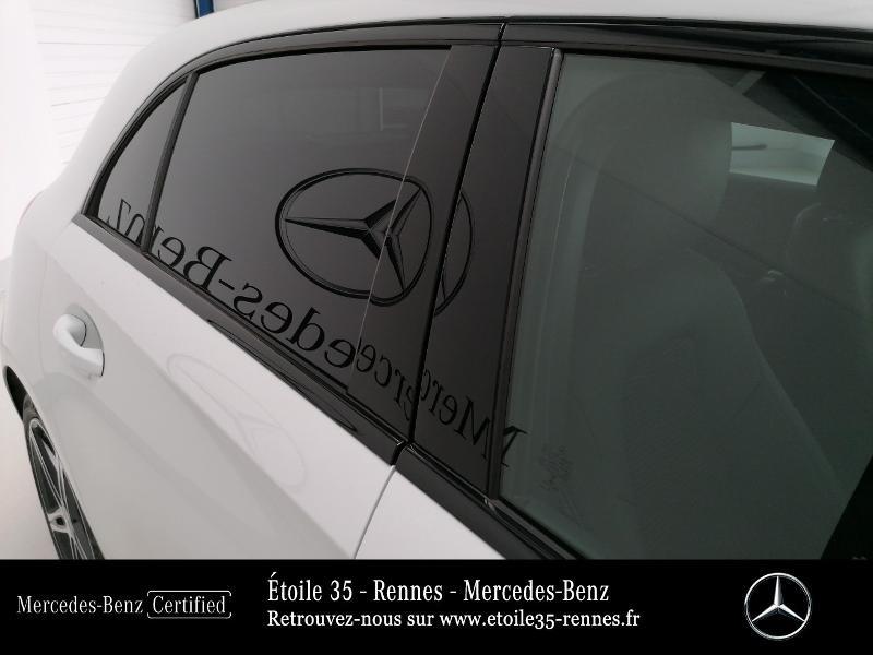 Photo 17 de l'offre de MERCEDES-BENZ Classe A 200 d 150ch Progressive Line 8G-DCT à 33890€ chez Etoile 35 - Mercedes-Benz Rennes