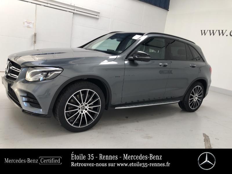 Photo 3 de l'offre de MERCEDES-BENZ GLC 350 e 211+116ch Fascination 4Matic 7G-Tronic plus à 48890€ chez Etoile 35 - Mercedes-Benz Rennes