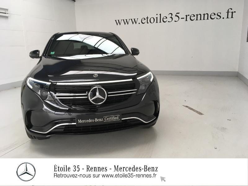 Photo 3 de l'offre de MERCEDES-BENZ EQC 400 408ch Edition 1886 4Matic à 81790€ chez Etoile 35 - Mercedes-Benz Rennes