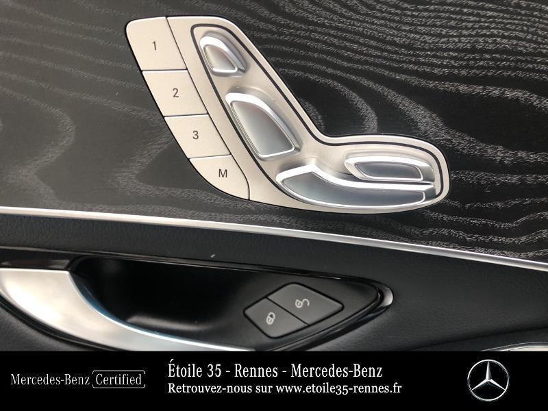 Photo 10 de l'offre de MERCEDES-BENZ GLC 350 e 211+116ch Fascination 4Matic 7G-Tronic plus à 48890€ chez Etoile 35 - Mercedes-Benz Rennes