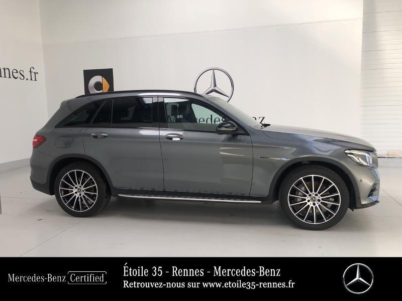 Photo 5 de l'offre de MERCEDES-BENZ GLC 350 e 211+116ch Fascination 4Matic 7G-Tronic plus à 48890€ chez Etoile 35 - Mercedes-Benz Rennes