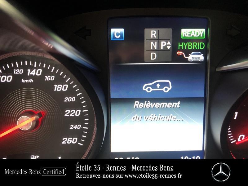 Photo 9 de l'offre de MERCEDES-BENZ GLC 350 e 211+116ch Fascination 4Matic 7G-Tronic plus à 48890€ chez Etoile 35 - Mercedes-Benz Rennes