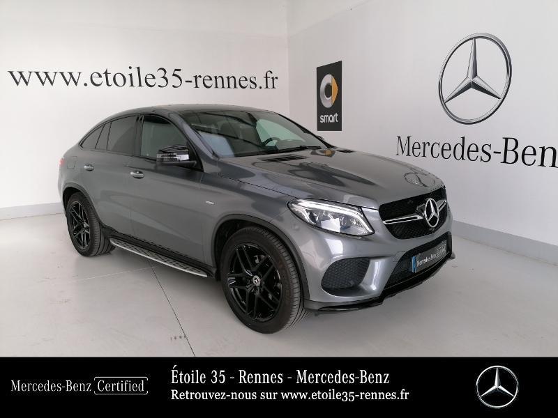 Mercedes-Benz GLE Coupe 350 d 258ch Sportline 4Matic 9G-Tronic Diesel Gris Sélénite Occasion à vendre