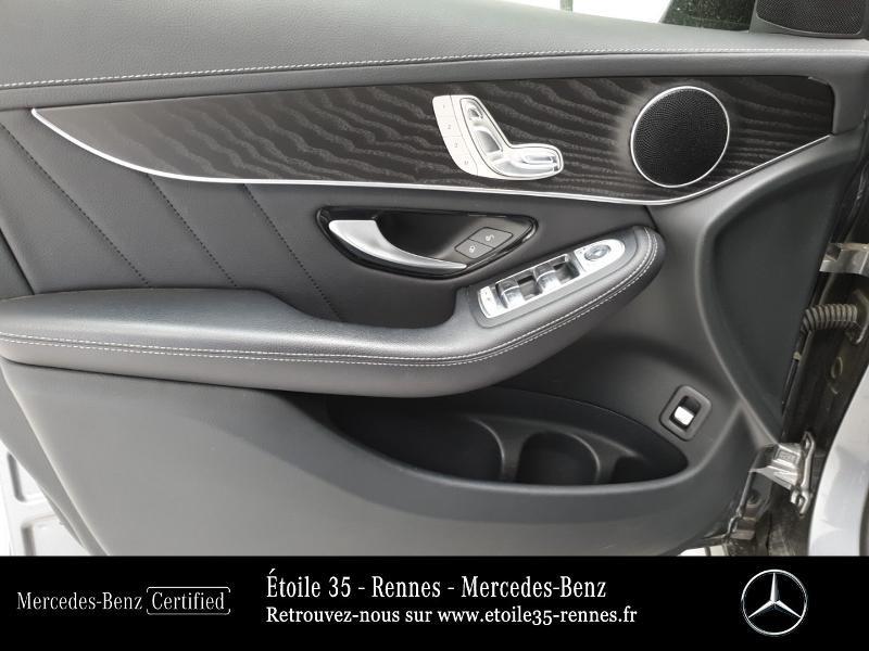 Photo 19 de l'offre de MERCEDES-BENZ GLC 350 e 211+116ch Fascination 4Matic 7G-Tronic plus à 45890€ chez Etoile 35 - Mercedes-Benz Rennes