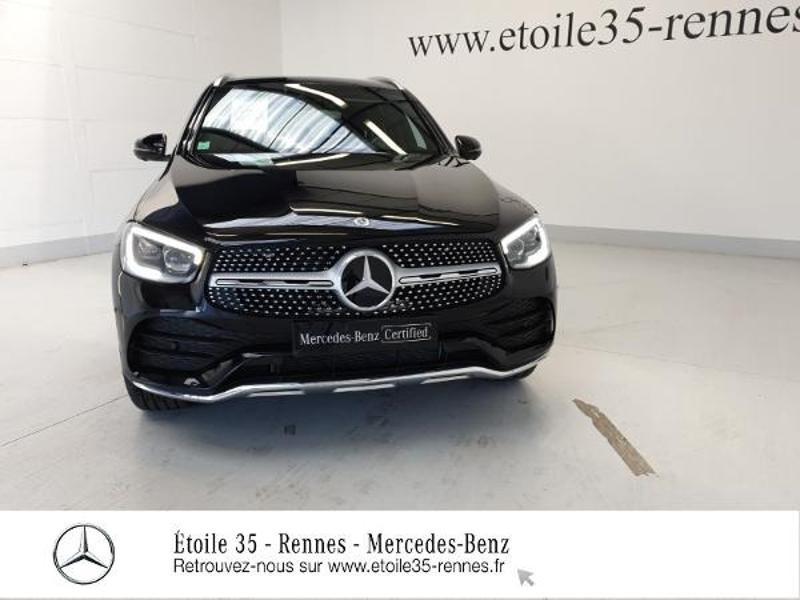Photo 2 de l'offre de MERCEDES-BENZ GLC 300 d 245ch AMG Line 4Matic 9G-Tronic à 72900€ chez Etoile 35 - Mercedes-Benz Rennes