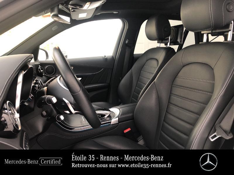 Photo 6 de l'offre de MERCEDES-BENZ GLC 350 e 211+116ch Fascination 4Matic 7G-Tronic plus à 48890€ chez Etoile 35 - Mercedes-Benz Rennes