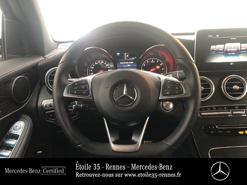 Photo 13 de l'offre de MERCEDES-BENZ GLC 350 e 211+116ch Fascination 4Matic 7G-Tronic plus à 48890€ chez Etoile 35 - Mercedes-Benz Rennes