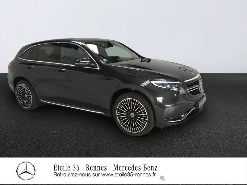 Photo 1 de l'offre de MERCEDES-BENZ EQC 400 408ch Edition 1886 4Matic à 81790€ chez Etoile 35 - Mercedes-Benz Rennes