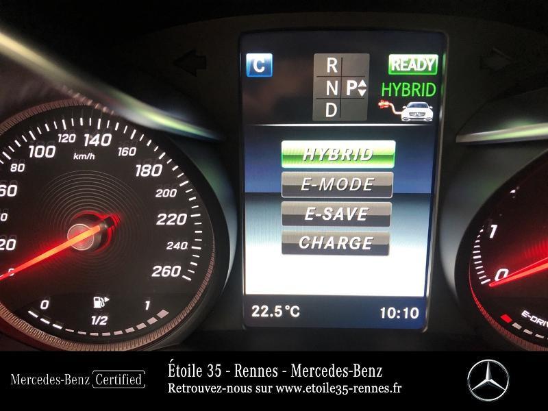 Photo 21 de l'offre de MERCEDES-BENZ GLC 350 e 211+116ch Fascination 4Matic 7G-Tronic plus à 48890€ chez Etoile 35 - Mercedes-Benz Rennes