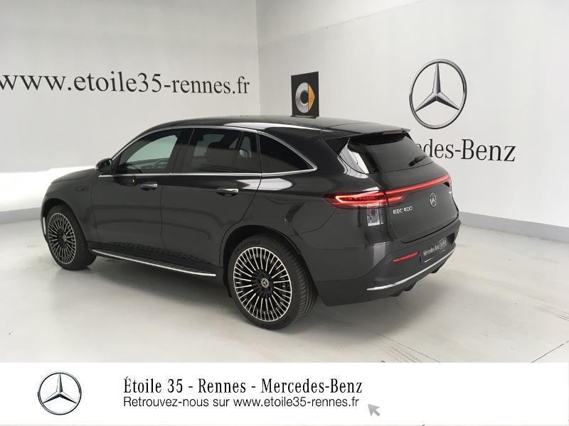 Photo 12 de l'offre de MERCEDES-BENZ EQC 400 408ch Edition 1886 4Matic à 81790€ chez Etoile 35 - Mercedes-Benz Rennes