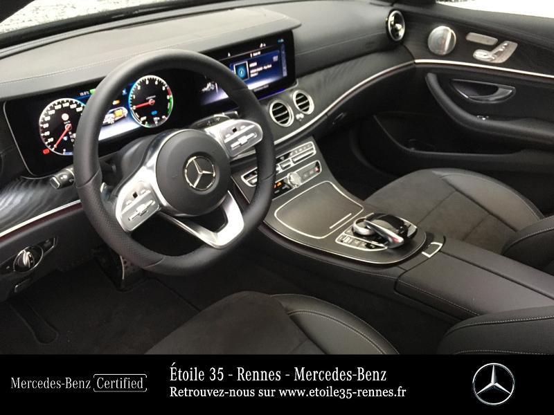 Photo 8 de l'offre de MERCEDES-BENZ Classe E Break 300 de 194+122ch AMG Line 9G-Tronic à 61900€ chez Etoile 35 - Mercedes-Benz Rennes