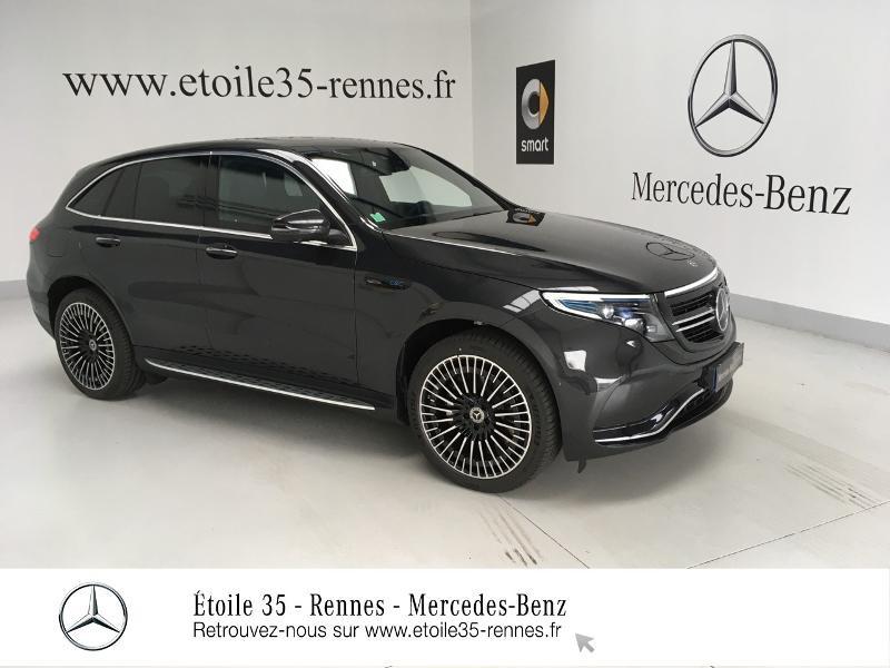 Photo 17 de l'offre de MERCEDES-BENZ EQC 400 408ch Edition 1886 4Matic à 81790€ chez Etoile 35 - Mercedes-Benz Rennes