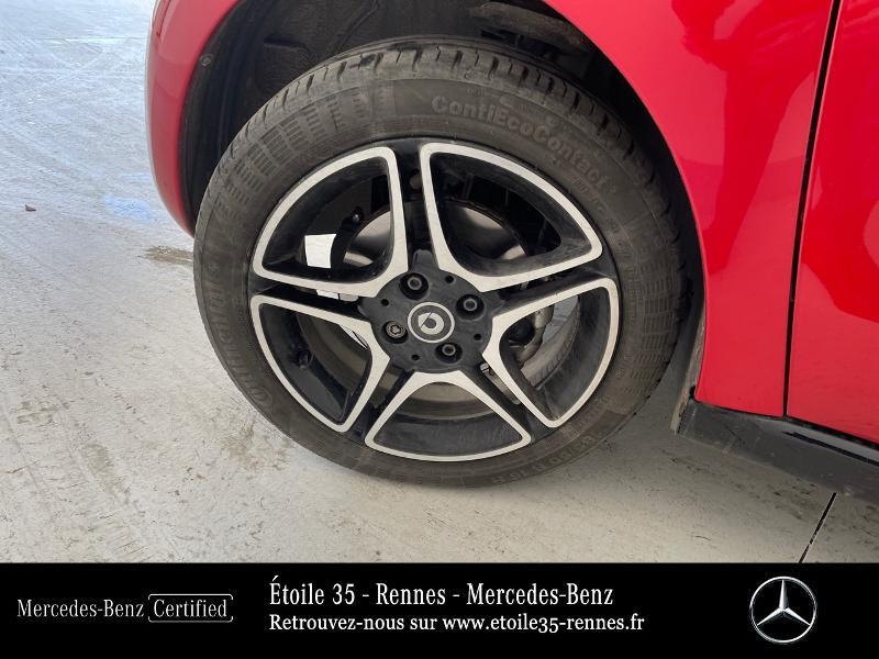 Photo 13 de l'offre de SMART Forfour Electrique 82ch prime à 13490€ chez Etoile 35 - Mercedes-Benz Rennes