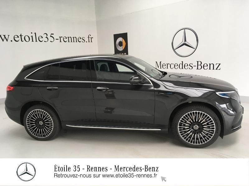 Photo 2 de l'offre de MERCEDES-BENZ EQC 400 408ch Edition 1886 4Matic à 81790€ chez Etoile 35 - Mercedes-Benz Rennes