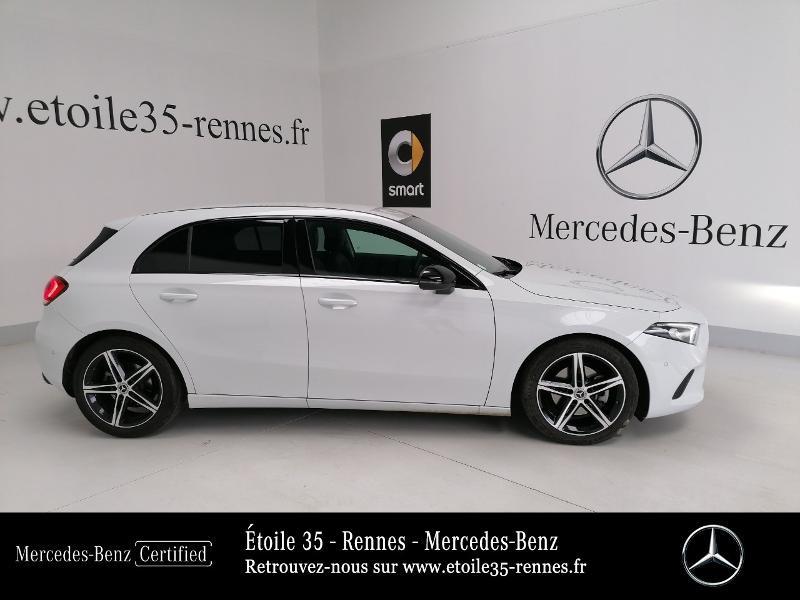 Photo 4 de l'offre de MERCEDES-BENZ Classe A 200 d 150ch Progressive Line 8G-DCT à 33890€ chez Etoile 35 - Mercedes-Benz Rennes