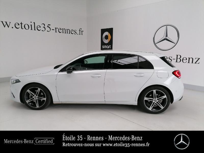Photo 2 de l'offre de MERCEDES-BENZ Classe A 200 d 150ch Progressive Line 8G-DCT à 33890€ chez Etoile 35 - Mercedes-Benz Rennes