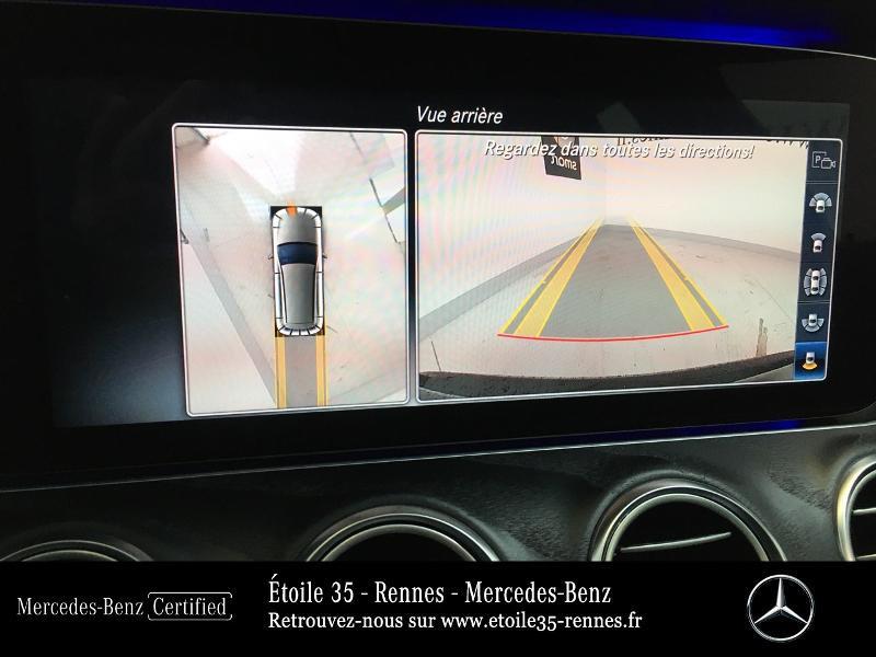 Photo 4 de l'offre de MERCEDES-BENZ Classe E Break 300 de 194+122ch AMG Line 9G-Tronic à 61900€ chez Etoile 35 - Mercedes-Benz Rennes
