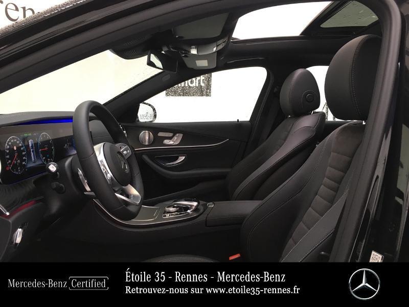 Photo 9 de l'offre de MERCEDES-BENZ Classe E Break 300 de 194+122ch AMG Line 9G-Tronic à 61900€ chez Etoile 35 - Mercedes-Benz Rennes