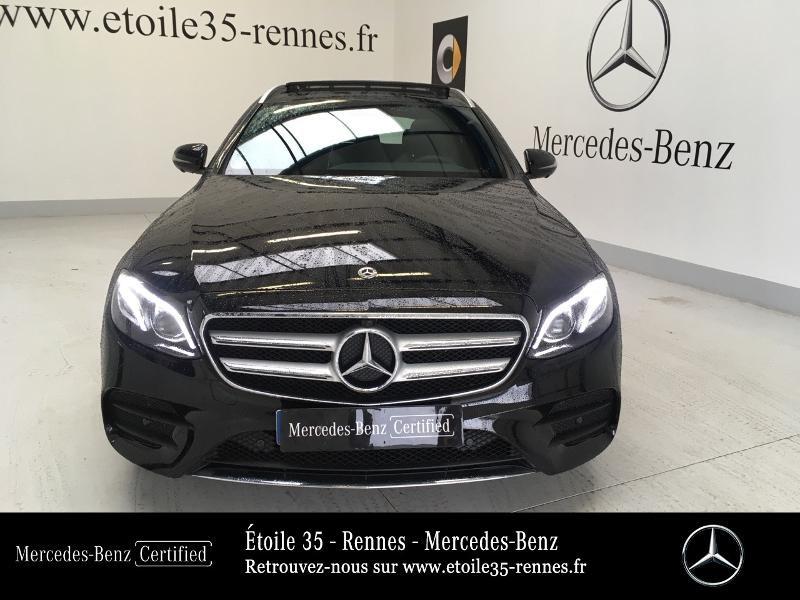 Photo 3 de l'offre de MERCEDES-BENZ Classe E Break 300 de 194+122ch AMG Line 9G-Tronic à 61900€ chez Etoile 35 - Mercedes-Benz Rennes