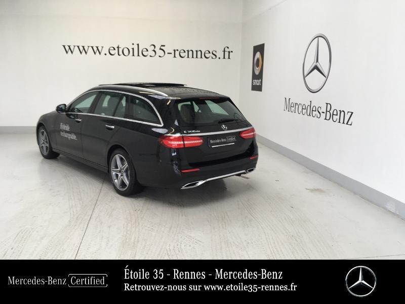Photo 5 de l'offre de MERCEDES-BENZ Classe E Break 300 de 194+122ch AMG Line 9G-Tronic à 61900€ chez Etoile 35 - Mercedes-Benz Rennes