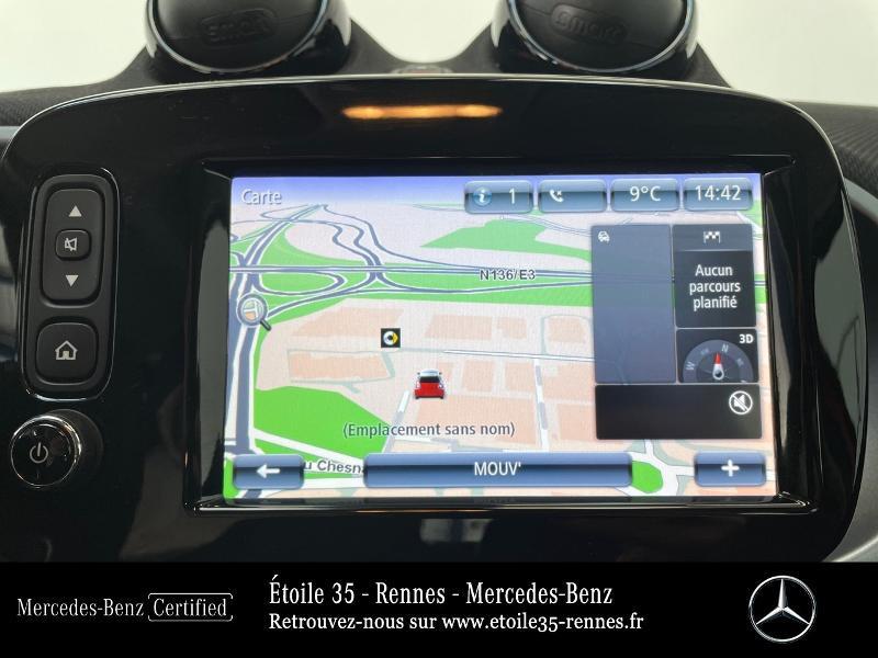 Photo 8 de l'offre de SMART Forfour Electrique 82ch prime à 13490€ chez Etoile 35 - Mercedes-Benz Rennes