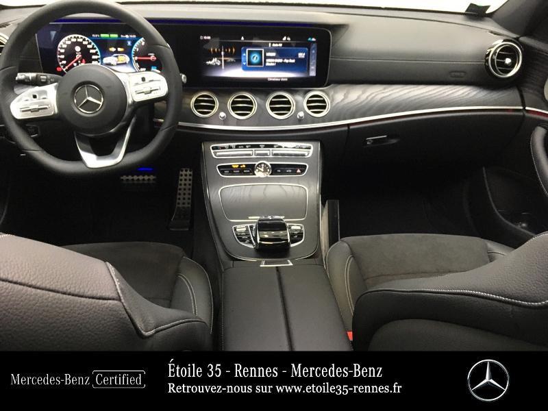 Photo 7 de l'offre de MERCEDES-BENZ Classe E Break 300 de 194+122ch AMG Line 9G-Tronic à 61900€ chez Etoile 35 - Mercedes-Benz Rennes