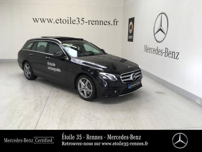Mercedes-Benz Classe E Break 300 de 194+122ch AMG Line 9G-Tronic Hybride Noir Obsidienne Occasion à vendre