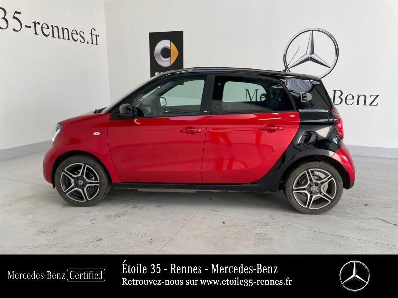 Photo 2 de l'offre de SMART Forfour Electrique 82ch prime à 13490€ chez Etoile 35 - Mercedes-Benz Rennes