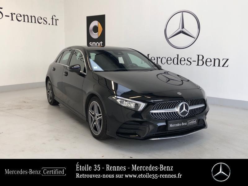 Mercedes-Benz Classe A 180 d 116ch AMG Line 7G-DCT Diesel Noir Cosmos Occasion à vendre