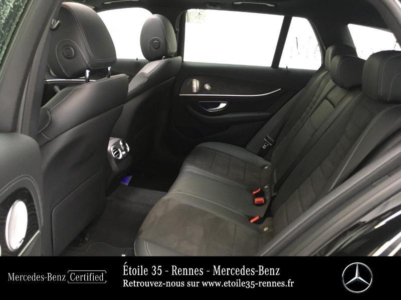 Photo 11 de l'offre de MERCEDES-BENZ Classe E Break 300 de 194+122ch AMG Line 9G-Tronic à 61900€ chez Etoile 35 - Mercedes-Benz Rennes