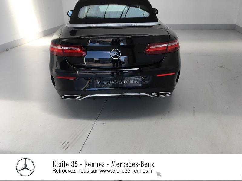 Photo 18 de l'offre de MERCEDES-BENZ Classe E Cabriolet 220 d 194ch AMG Line 9G-Tronic à 71900€ chez Etoile 35 - Mercedes-Benz Rennes