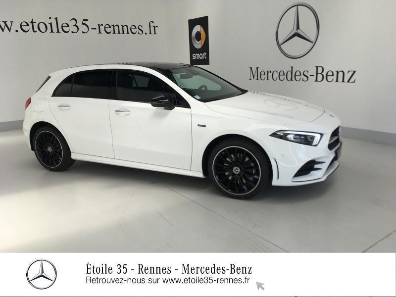 Photo 17 de l'offre de MERCEDES-BENZ Classe A 250 e 160+102ch AMG Line 8G-DCT 8cv à 45900€ chez Etoile 35 - Mercedes-Benz Rennes