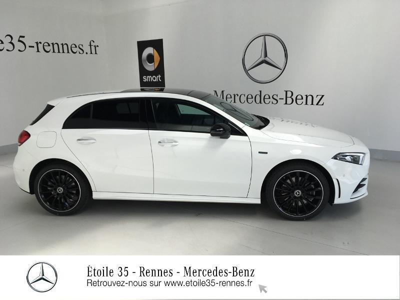 Photo 2 de l'offre de MERCEDES-BENZ Classe A 250 e 160+102ch AMG Line 8G-DCT 8cv à 45900€ chez Etoile 35 - Mercedes-Benz Rennes