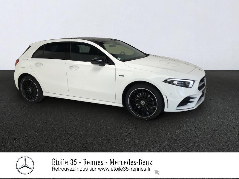 Photo 1 de l'offre de MERCEDES-BENZ Classe A 250 e 160+102ch AMG Line 8G-DCT 8cv à 45900€ chez Etoile 35 - Mercedes-Benz Rennes
