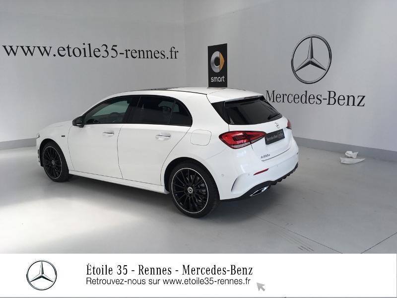 Photo 13 de l'offre de MERCEDES-BENZ Classe A 250 e 160+102ch AMG Line 8G-DCT 8cv à 45900€ chez Etoile 35 - Mercedes-Benz Rennes