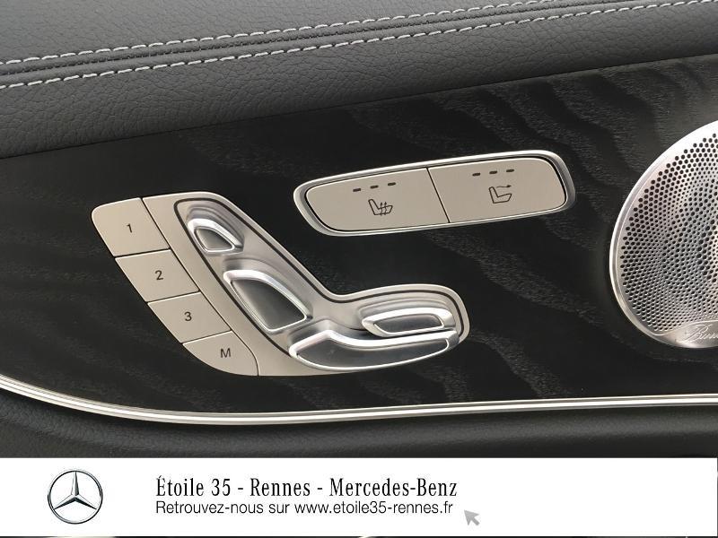 Photo 7 de l'offre de MERCEDES-BENZ Classe E Cabriolet 220 d 194ch AMG Line 9G-Tronic à 71900€ chez Etoile 35 - Mercedes-Benz Rennes