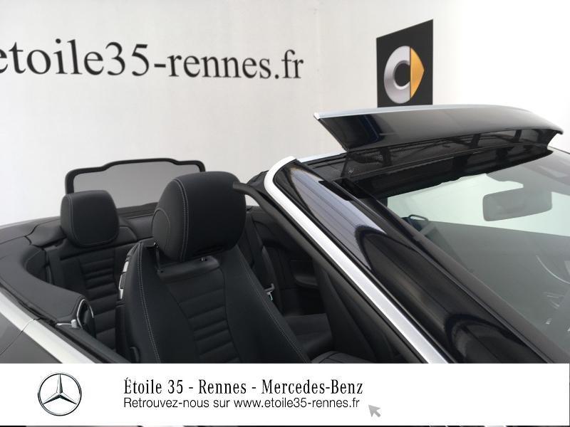 Photo 14 de l'offre de MERCEDES-BENZ Classe E Cabriolet 220 d 194ch AMG Line 9G-Tronic à 71900€ chez Etoile 35 - Mercedes-Benz Rennes
