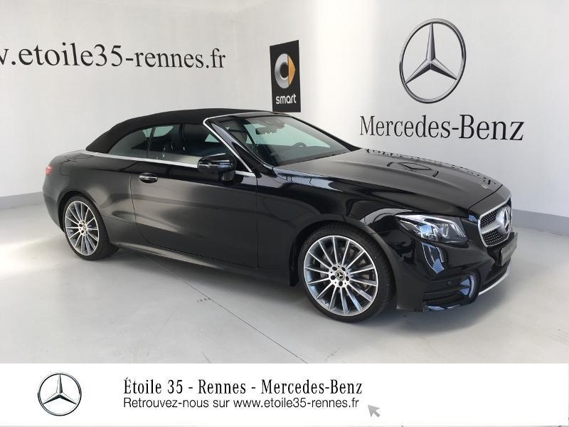 Photo 19 de l'offre de MERCEDES-BENZ Classe E Cabriolet 220 d 194ch AMG Line 9G-Tronic à 71900€ chez Etoile 35 - Mercedes-Benz Rennes