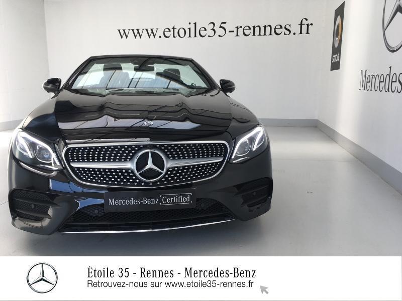 Photo 5 de l'offre de MERCEDES-BENZ Classe E Cabriolet 220 d 194ch AMG Line 9G-Tronic à 71900€ chez Etoile 35 - Mercedes-Benz Rennes