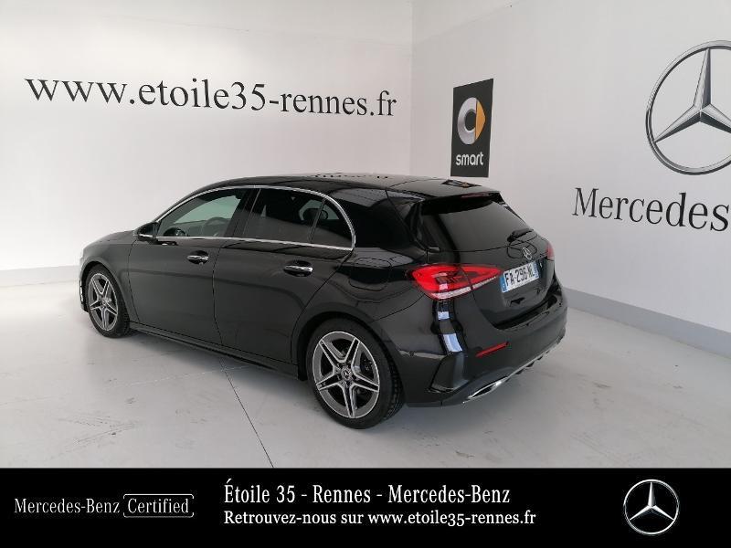 Mercedes-Benz Classe A 180 d AMG Line 7G-DCT Diesel Noir Cosmos Occasion à vendre