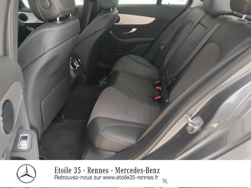 Photo 9 de l'offre de MERCEDES-BENZ Classe C 200 d 150ch Avantgarde Line 9G-Tronic à 40990€ chez Etoile 35 - Mercedes-Benz Rennes
