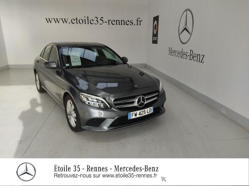 Photo 17 de l'offre de MERCEDES-BENZ Classe C 200 d 150ch Avantgarde Line 9G-Tronic à 40990€ chez Etoile 35 - Mercedes-Benz Rennes